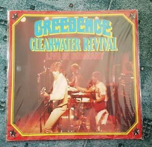 Vinyl-LP-CREEDENCE-CLEARWATER-REVIVAL