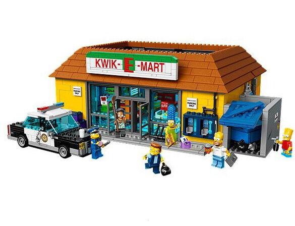 LEGO The Simpsons Kwik-E-Mart (71016) NEU & OVP (sealed)