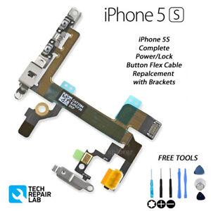 iPhone-5s-DE-VOLUMEN-SILENCIO-Boton-Interruptor-con-soportes-HERRAMIENTAS