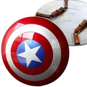 1 1 captain america shield abs replica metal color. Black Bedroom Furniture Sets. Home Design Ideas