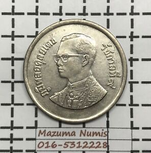 Mazuma *FC69 Thailand 2525 1982 5 Baht Garuda UNC