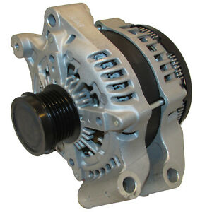 Image Is Loading New High 250amp Alternator Replaces 104210 2330 For