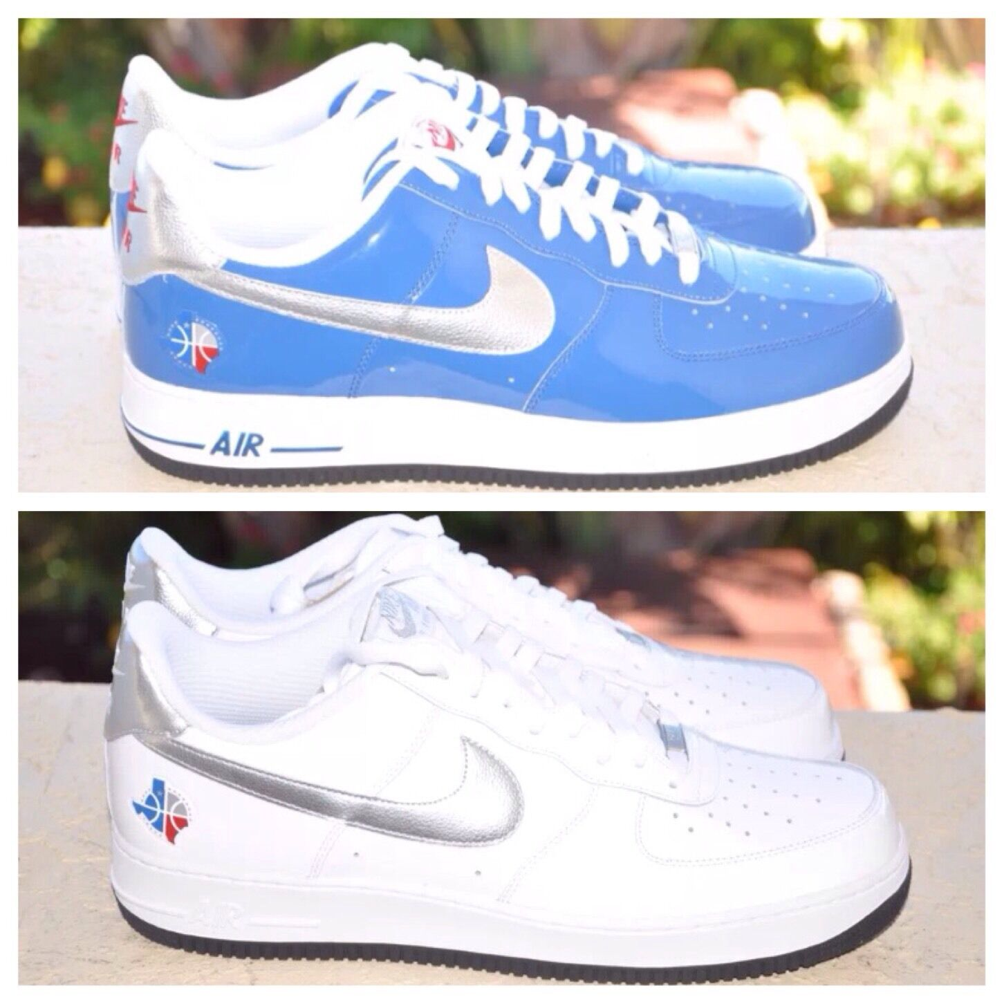 nike air force 1. all - star - 07 - ds packung blau - weißer ds - sz. 52405f