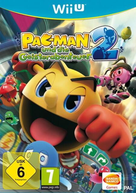 Nintendo Wii U Pac-Man und die Geisterabenteuer 2 (Spiel) in OVP