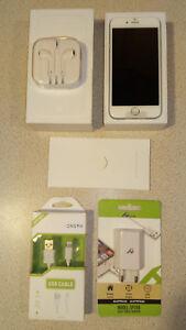 Aimable Smartphone Apple Iphone 6 - 16 Go - 4g Argenté Neuf Débloqué Tout Opérateur Marchandises De Haute Qualité