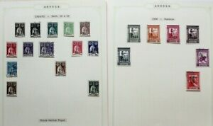 Portuguese-Colonies-Angola-1898-57-good-range-of-issues-to-include-King-M-Stamps