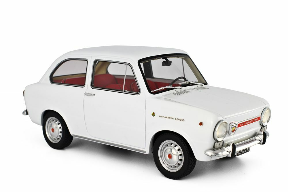 FIAT ABARTH OT1000 1964 1 18 LM105B1 Resin model Laudoracing Laudoracing Laudoracing 2c88f8