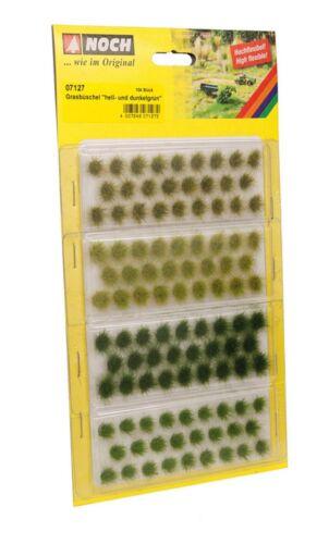 Encore 07127 h0//TT//N//Z 104 unités neuf Grasbüschel clair et vert foncé