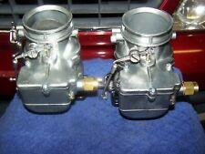 New Listingvintage Ford Carburetor Rat Rod Flathead Pair Of Stromberg 97