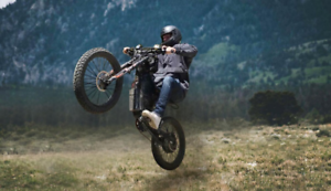 ODBRO 12000W Enduro Ebike Electric Mountain Bicycle Motorcycle 110KM/H - 75-200K