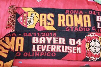 Bayer 04 Leverkusen curva Nord sciarpa scarf Calcio Fan Shop ...