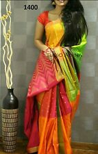 Designer Wear Exclusive Zara Silk Stunning Saree