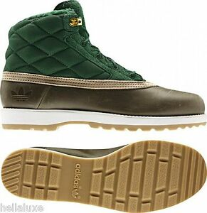 hot sale online 62d71 52db7 Image is loading NEW-Adidas-ADI-NAVVY-QUILT-Boot-FUR-Lined-