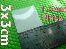 2X Thermal Pad 3X3cm 1.5mm Xbox360 CPU GPU PS3