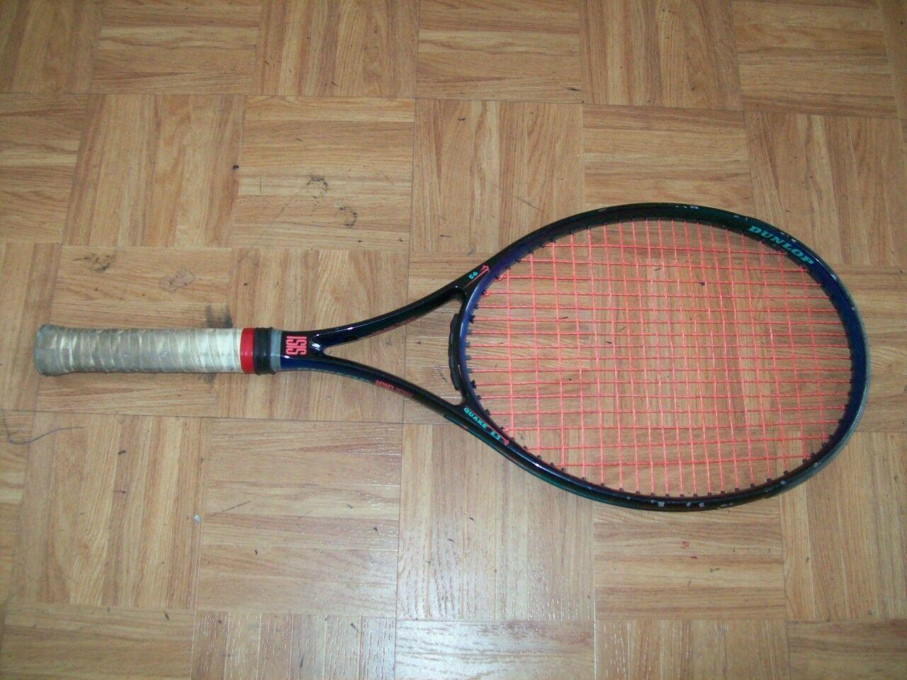 Dunlop Quake 8.2 95 4 1 4 Tennis Racquet