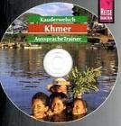 Khmer Wort für Wort. Kauderwelsch. Audio-CD (2005)