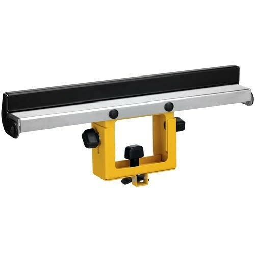 DEWALT DW7029 Wide Miter Saw Stand Material Support and Stop Yellow new Work 1ea