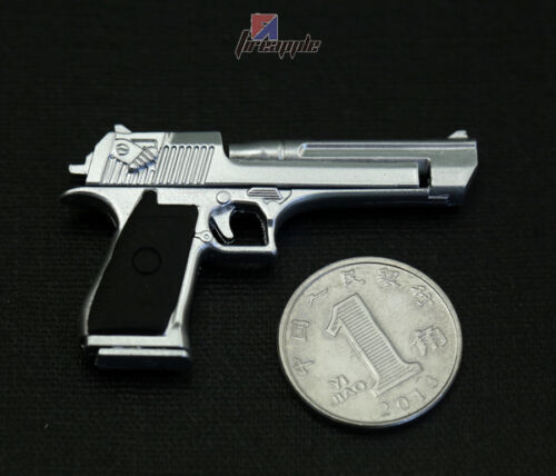 """1//6 Scale onesixth Desert Eagle Gun Mode For 12"""" Action Figure Weapons"""