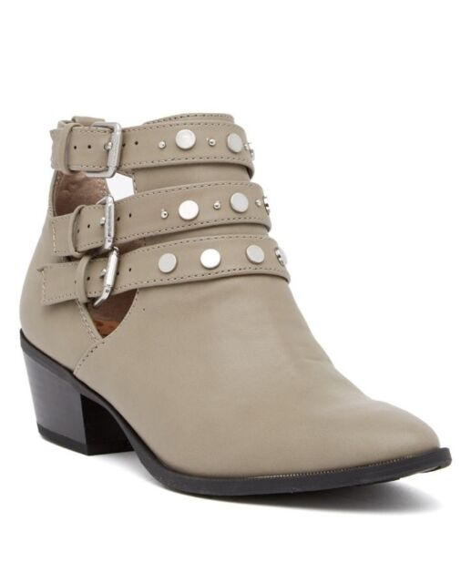 f48a4d4096a8 NEW Circus by Sam Edelman Women s Henna Ankle Bootie Putty 7.5