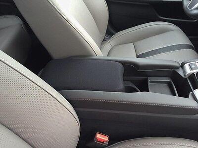 HCV16 Auto Center Console Cover-Fleece-Custom Fit for a Honda Civic 2016-18