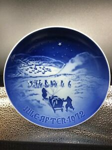Christmas In Greenland.Details About Royal Copenhagen 1972 Christmas In Greenland Denmark Christmas 7 Plate