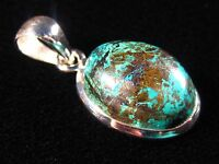 Shattuckite Pendant - Free Fast Shipping, Best Price, Us Seller, 925 Pure Silver