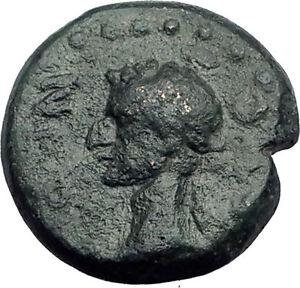 Casco 96AD Colonist fundadores colonia romana en Parion/parium Mysia W Bull i63467