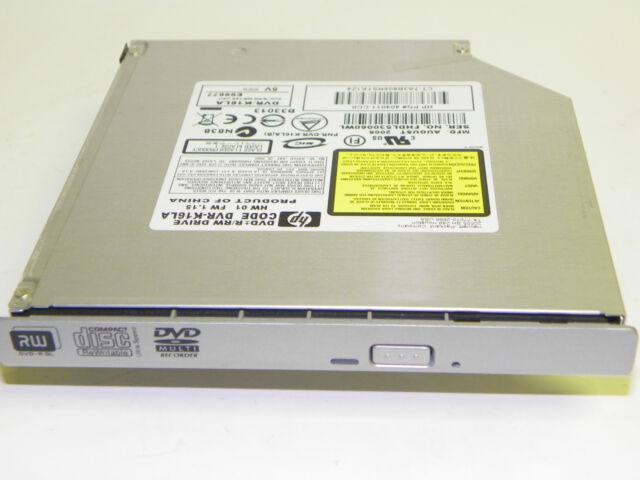 Pioneer DVR-K16LA 8X DVD±R/RW DL Notebook IDE Drive HP 403807-001 / 409066-001