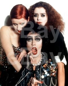 The-Rocky-Horror-Picture-Show-1975-Patricia-Quinn-Tim-Curry-10x8-Photo