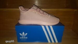 Details about Adidas Tubular Shadow Knit Pink Salmon BW1307 BW1309 Mens GS Womens Size 3y 13