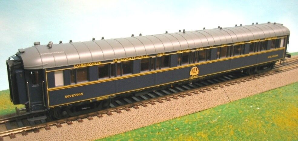 Ls Models 49138 ciwl schlafwg SNCB Type Stu azul ep4 m emblema fuelle nuevo + embalaje original