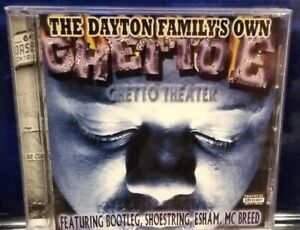 Ghetto-E-of-The-Dayton-Family-Theater-CD-Esham-MC-Breed-insane-clown-posse-icp