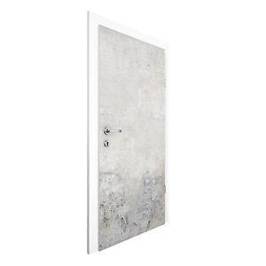 vliestapete t r shabby betonoptik tapete t rtapete t rfolie fototapete t r bild. Black Bedroom Furniture Sets. Home Design Ideas