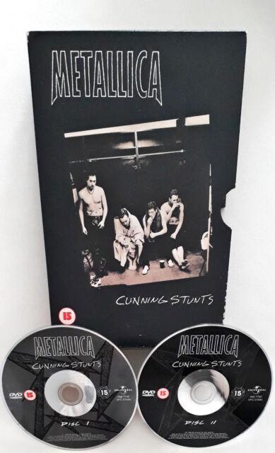 Metallica – Cunning Stunts 2 Dvd