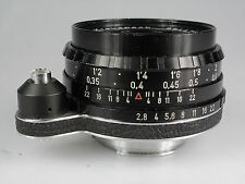 Schneider Kreuznach Curtagon 2,8 / 35 mm 80708
