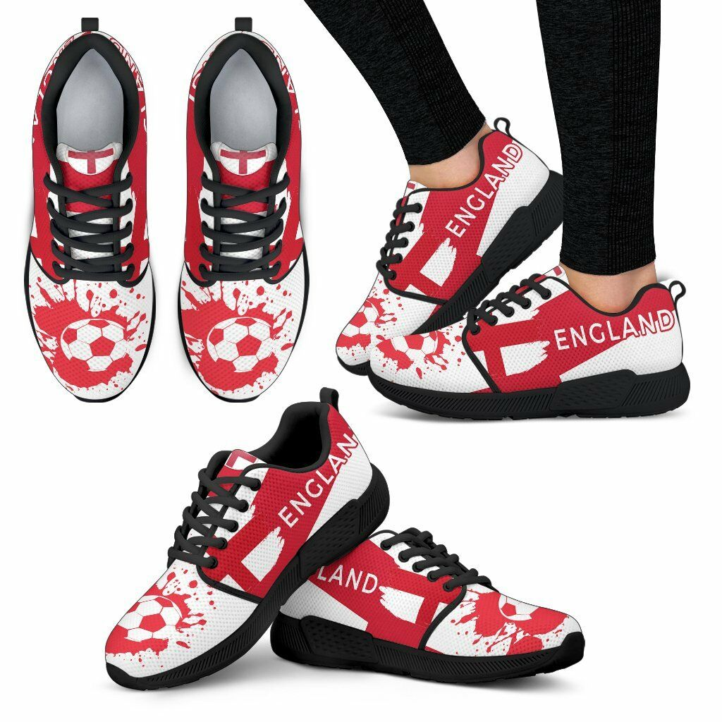 2018 FIFA World Cup England Women Athletic Sneakers Workout Sport Yoga Work shoes