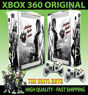 Diligent Xbox 360 Old Shape Sticker Catwoman Gotham Girl Arkham Batman Skin & 2 Pad Skin Faceplates, Decals & Stickers