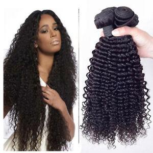 100-Virgin-8A-Brazilian-Human-Hair-Extensions-Kinky-Curly-Hair-Bundle-Weave