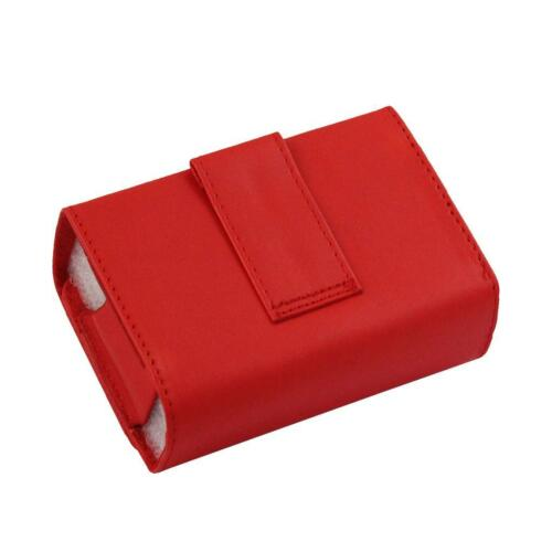 A3R Red Camera Case Bag for Canon IXUS 185 190 285 140 132 255 hs 265 155