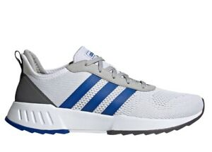 Scarpe uomo Adidas FW3450 sneaker basse sportive ginnastica tennis corsa running