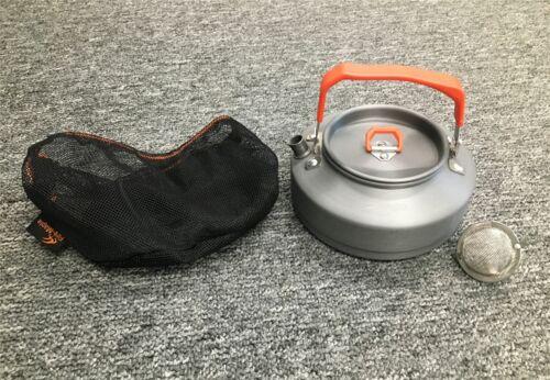 Fire Maple Hard Anodised 0.8L Kettle with Tea Infuser Adventure Teapot VA00526