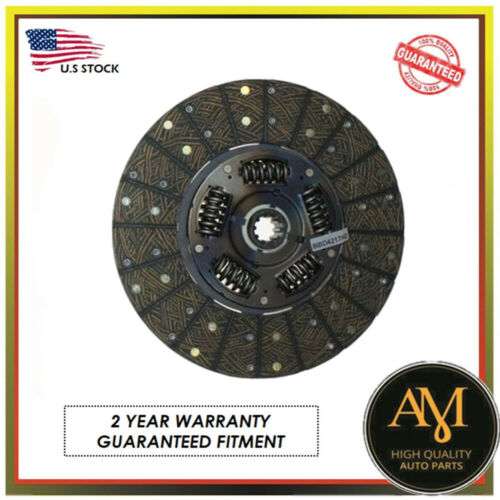 """CP1960 Clutch Disc for Chevrolet C155 C2500 Suburban O.D.11–7//8/"""" S.1–1//8/"""" T.10"""