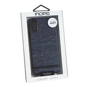 Veritable-Incipio-Esquire-Series-COQUE-pour-Iphone-XS-amp-Iphone-X