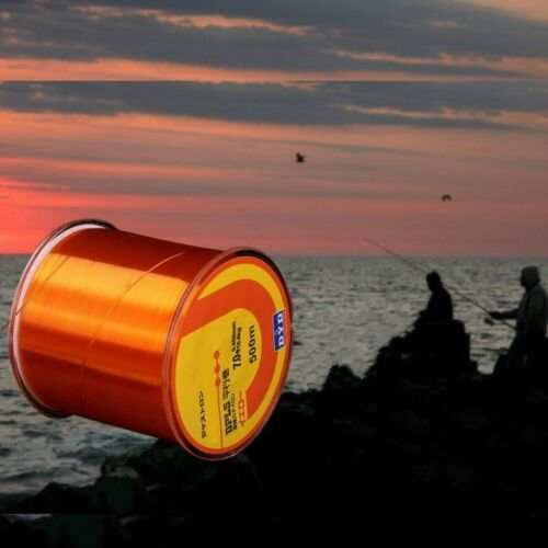 500M Fishing Line SuperPower Braided Carp Fishlines Sea Fishing MainLine Nylon