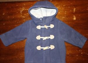 3f7b66767056 United Colors of Benetton Baby Boy Winter Coat - Size 12 Months