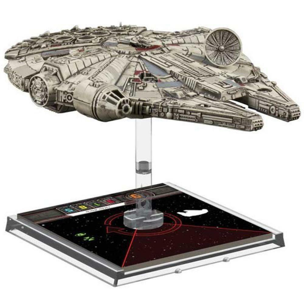 Star Wars X-Wing Miniatures board Game Game Game MILLENNIUM FALCON Expansion Pack dd8d12