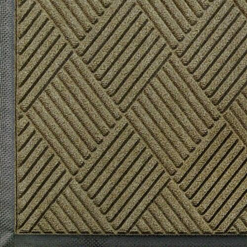 WaterHog DiamondCommercial-Grade Entrance Mat Indoor//Out Quick Drying M+A 208