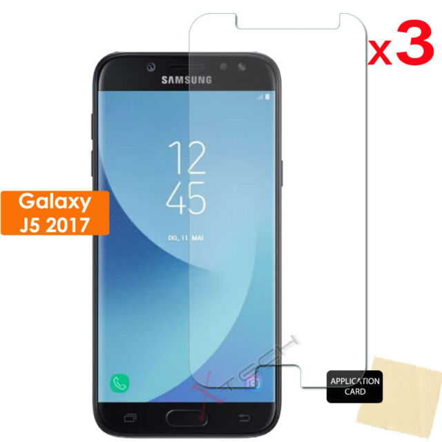 competitive price 51961 4a535 3 Pack Clear LCD Screen Protector Covers for Samsung Galaxy J5 2017  (sm-j530f)