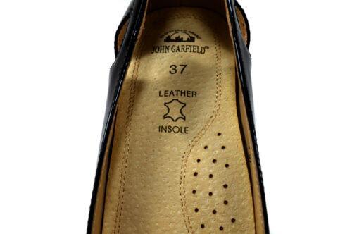 41 Chaussures Élégantes Compensées En Femmes John Habillées Hauts Gr 36 Talons Dentelle Garfield Taille gwSq44x5OH