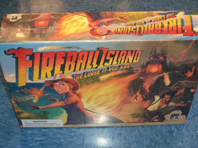Firebtutti  Isle The Curse of Vul-Kar - Restoration giocos tavola gioco nuovo   all'ingrosso economico e di alta qualità